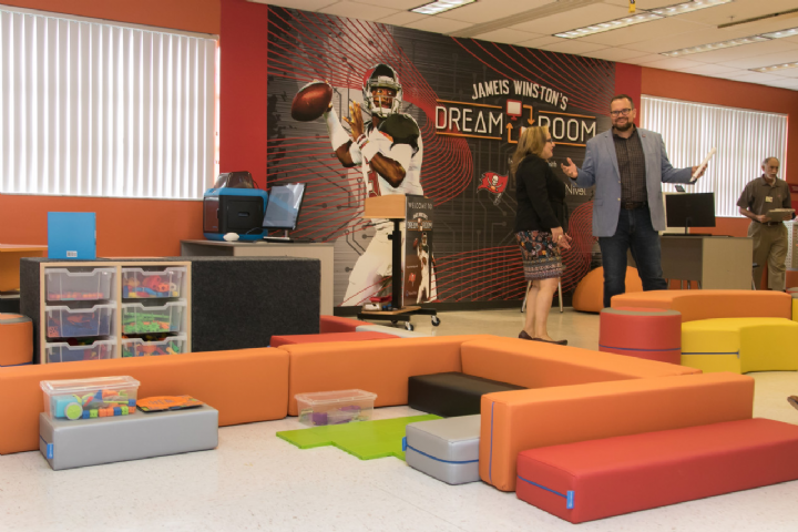 2019 | Dream Room – Twin Lakes Elementary
